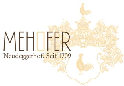 Mehofer Neudeggerhof Seit 1709